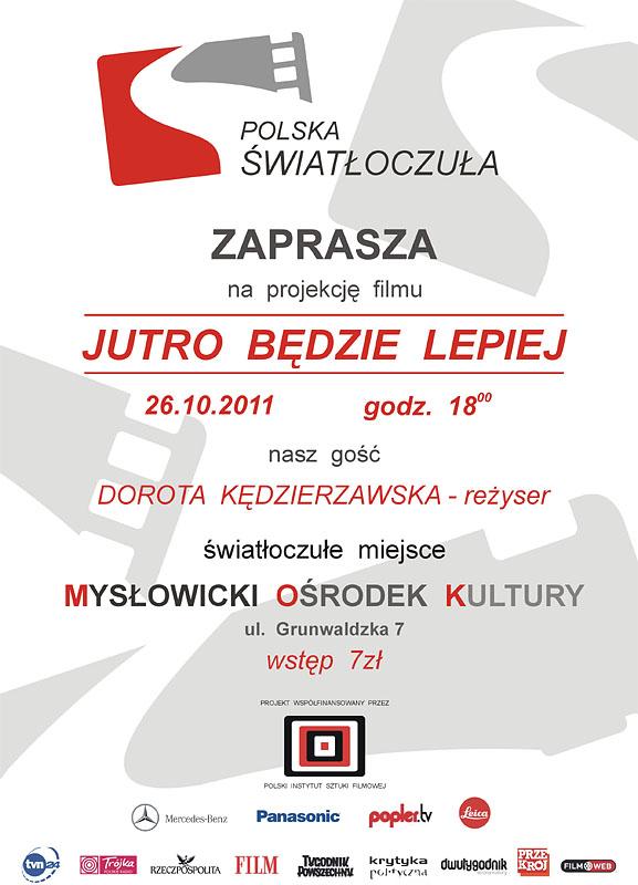 """Polska Światłoczuła - """"Jutro będzie lepiej"""""""